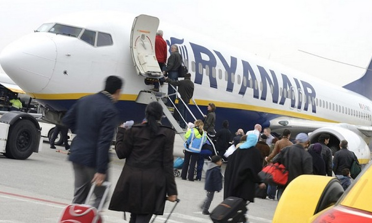 ryanair team work I've been flying with ryanair every week for the past 5 years for my commute to work sometime more often when work takes me to other places the airline is one of the most reliable airlines i've ever used.