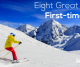 Eight Great Tips for First-Time Skiers
