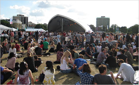 Shoreditch festival