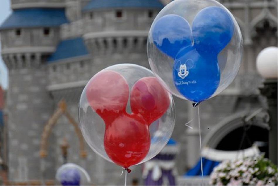 Disney balloons 2