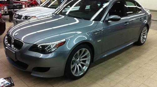 BMW-M5-used