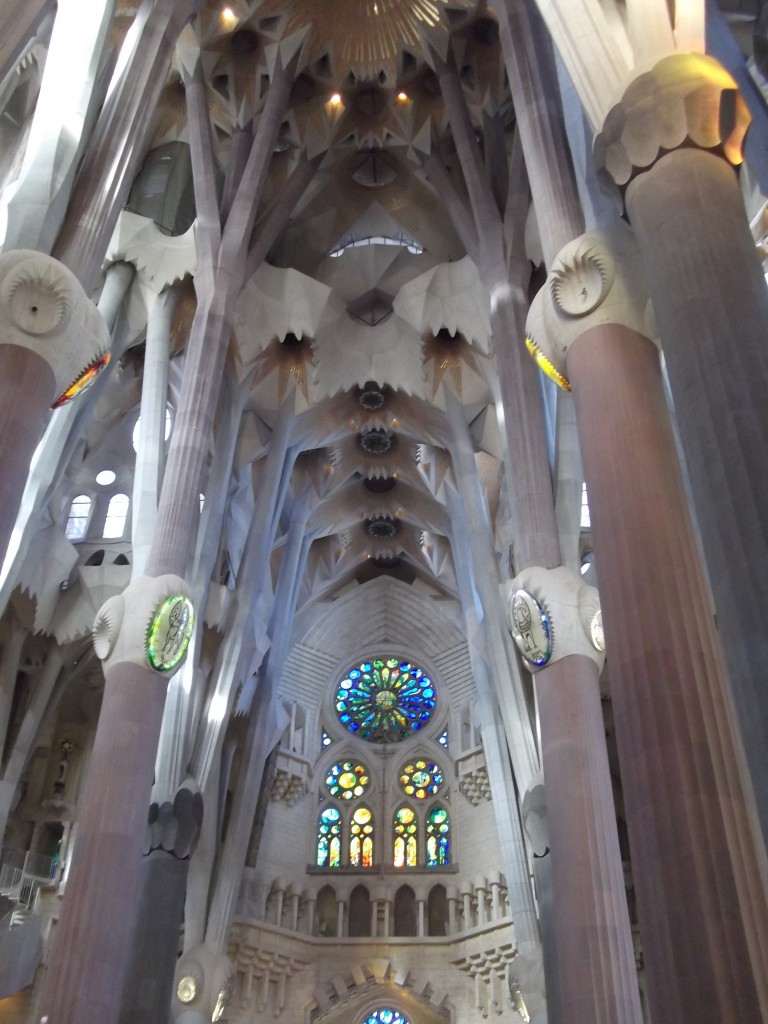 Beautiful La Sagrada Familia