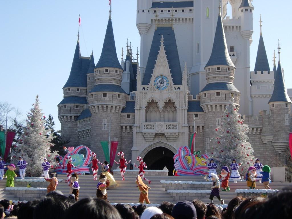 tokyo castle