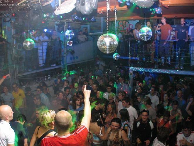 prague nightclub