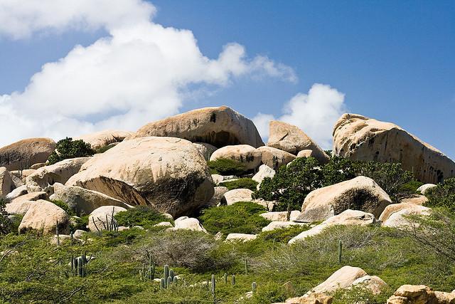 Ayo and Casibari Rock Formations